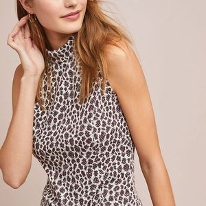 Leopard Akemi and Kin tank from Anthropologie